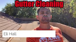 Affordable Rain Gutter Cleaning for Phoenix