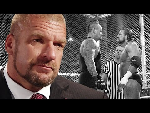 Triple H goes back to 'Hell'