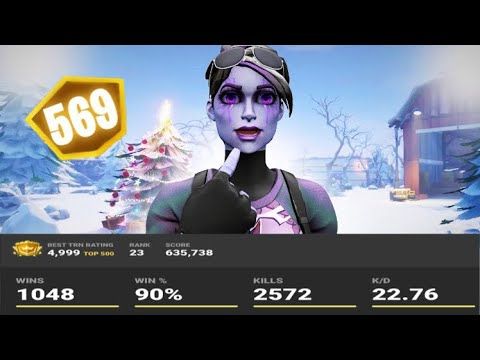 EXPOSING Every Player I Kill In CONTENDER LEAGUE (Fortnite Pro Division 6)