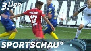3. Liga: Wiesbaden mit Last-Minute-Remis gegen Braunschweig