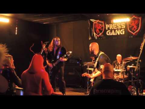 The Press Gang- Dagger For The Eye (live) 10/29/16