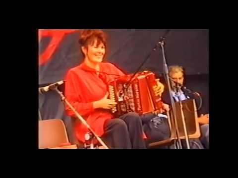 Joe Burke and Anne Conroy at Listowel  Fleadh Ceoil 1995   YouTube