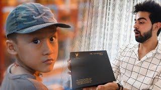 Mystery Box & Salman Khan