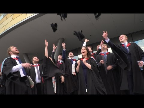 Derby Graduation - July 2016