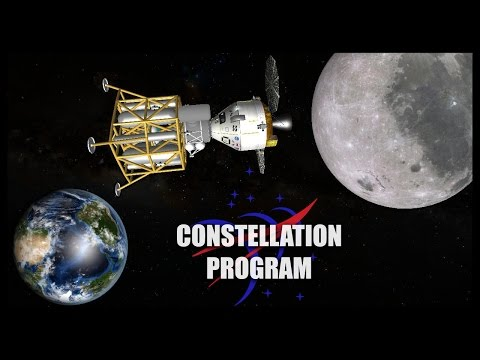 Constellation Program - Orbiter Space Flight Simulator 2010