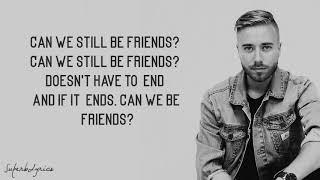 Justin Bieber & BloodPop® - Friends / Lyrics (Jonah Baker Cover)
