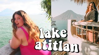 Lake Atitlan, Guatemala   Travel With Me!