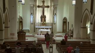 2.19.21 Daily Mass at St. Joseph's