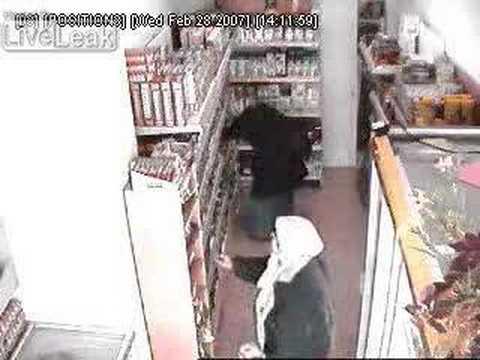 Muslim Shoplifter