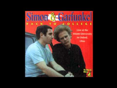A Poem On The Underground Wall, Simon & Garfunkel, Live in Miami 1969