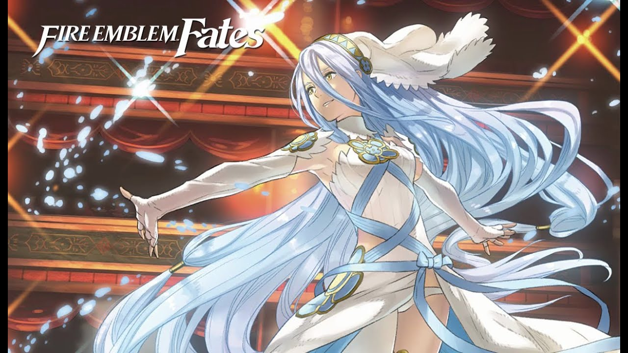 Fire Emblem Fates Azuras Dance Theme English Full Hoshido