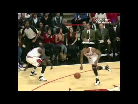 Unstoppable! the 2010-2011 Chicago Bulls