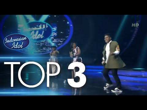 ALL CONTESTANTS - IDOLA INDONESIA - Spekta Show Top 3 - Indonesian Idol 2018
