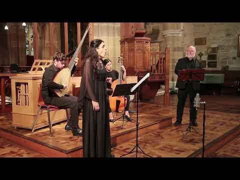 Hana Blažíková - Spargite flores - Nicolò Corradini