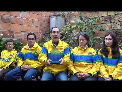 Galardón CORVIF - Alejandro Londoño (2020): José Fernando Jaramillo, Mesa Ambiental de Jericó