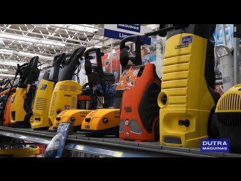 Dutra Máquinas: Seção Limpeza