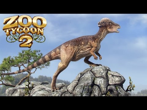 Zoo Tycoon 2: Pachycephalosaurus Exhibit Speed Build