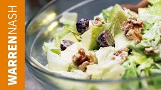 Waldorf Salad Recipe - Simple & Refreshing - Recipes By Warren Nash