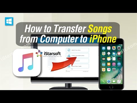How to Transfer Songs from Computer to iPhone