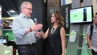 VMworld 2015 Trilogy Tech Talk - Randy Arseneau INFINIDAT