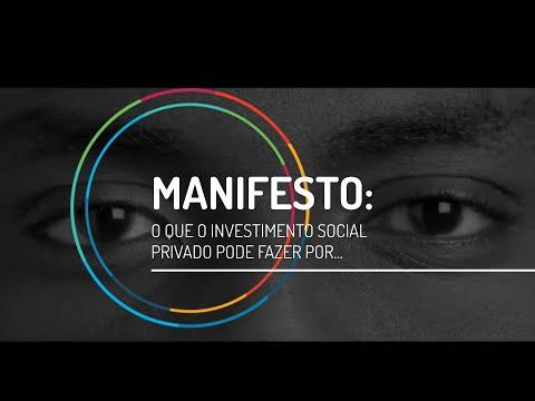 MANIFESTO: O que o investimento social pode fazer por...