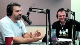 Paul Rodgers of BAD COMPANY on Heard it on the X