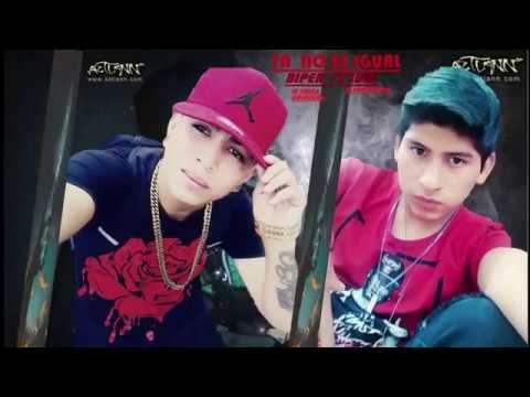 Lulu El Fantastico - Ya No estas Ft Biper  [Video Liryc] Rap Romantico