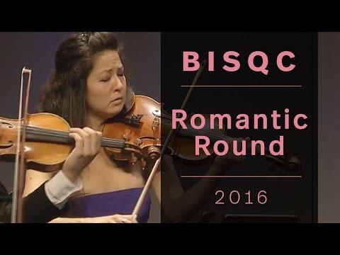 Romantic Round: Aeolus Quartet - Antonin Dvorak, String Quartet No. 14, Op. 105