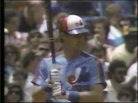 CBC promo for Montreal Expos game
