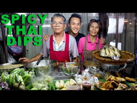 PRATUNAM Street Food! | AUTHENTIC Thai Dishes in Bangkok, Thailand