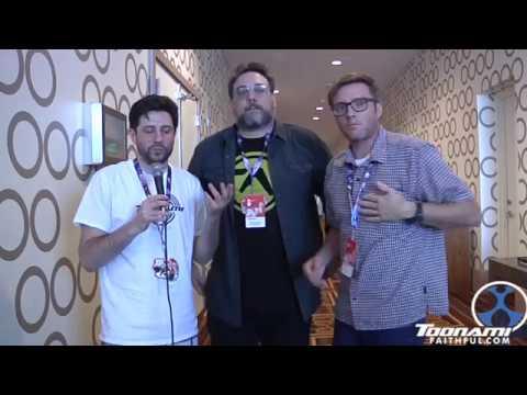 Anime Expo 2017 Interview: Jason DeMarco & Gill Austin
