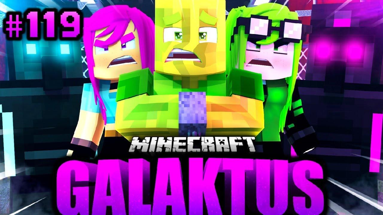 Die WAHRHEIT... über... TRICKY & ALYSSA?! - Minecraft GALAKTUS #119 [Deutsch/HD]