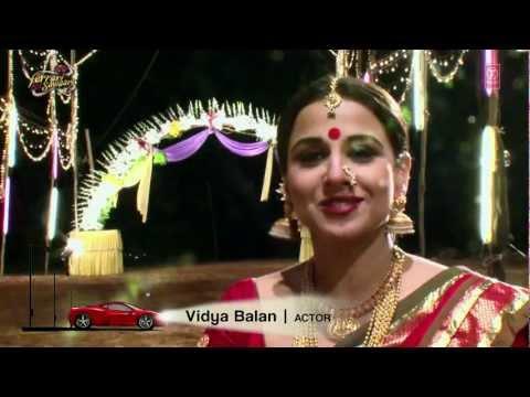 Mala Jau De Song Making | Ferrari ki Sawaari | Vidya Balan