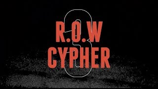 TWIO4 : RING OF WAR CYPHER (LIVE AUDITION)  | RAP IS NOW