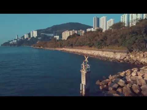 Drone video - Hong Kong Telegraph Bay