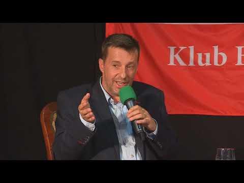 Spotkanie z Witoldem Gadowskim w Klubie Bielańsko-Żoliborskim  Gazety Polskiej