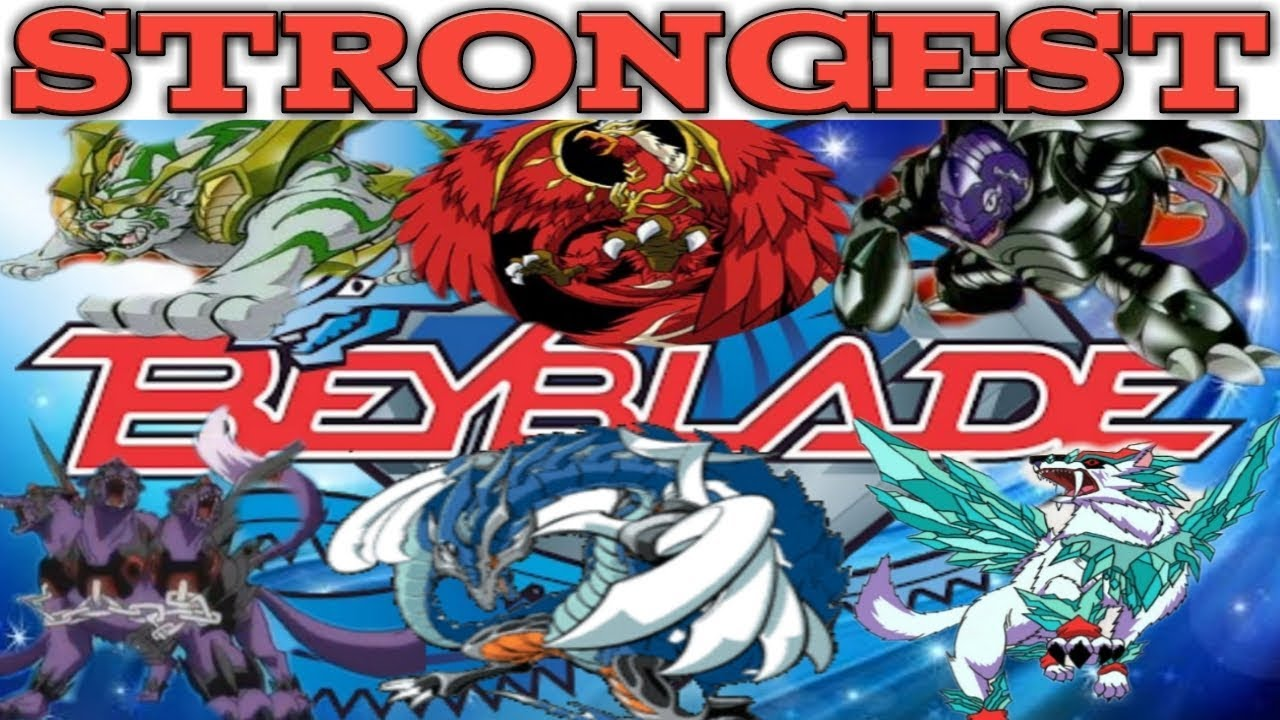top 10 strongest bit beast of beyblade g revolution and v force explain in hindi