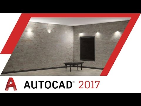Turning on the Lights: AutoCAD 2017 WEBINAR | AutoCAD