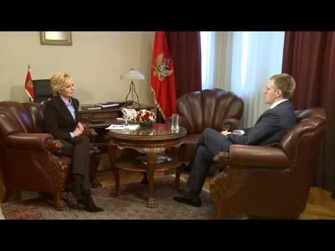 Interview 20 - Igor Luksic, ministar vanjskih poslova i europskih integracija Crne Gore