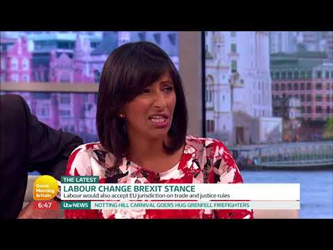 Labour Change Brexit Stance | Good Morning Britain