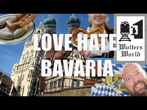 Visit Bavaria - 5 Things You Will Love & Hate about Bayern,