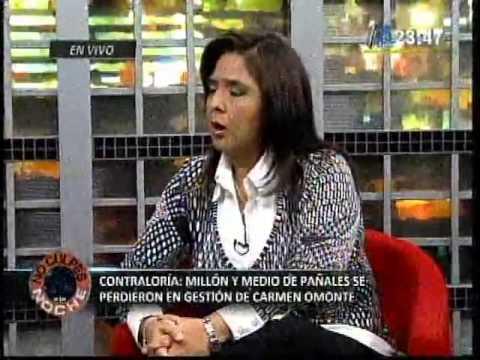 Ana Jara en No culpes a la Noche