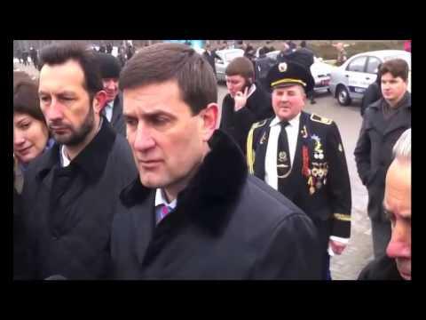 Украина.Хроника преступлений. Донецк, 3 марта 2014 года