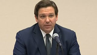 DeSantis says 'young people' threw caution 'to the wind' amid coronavirus outbreak