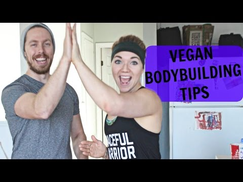 VEGAN BODYBUILDING STRUGGLES + TIPS ON HOW TO BE SUCCESFUL