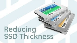9mm to 7mm thickness SSD tutorial