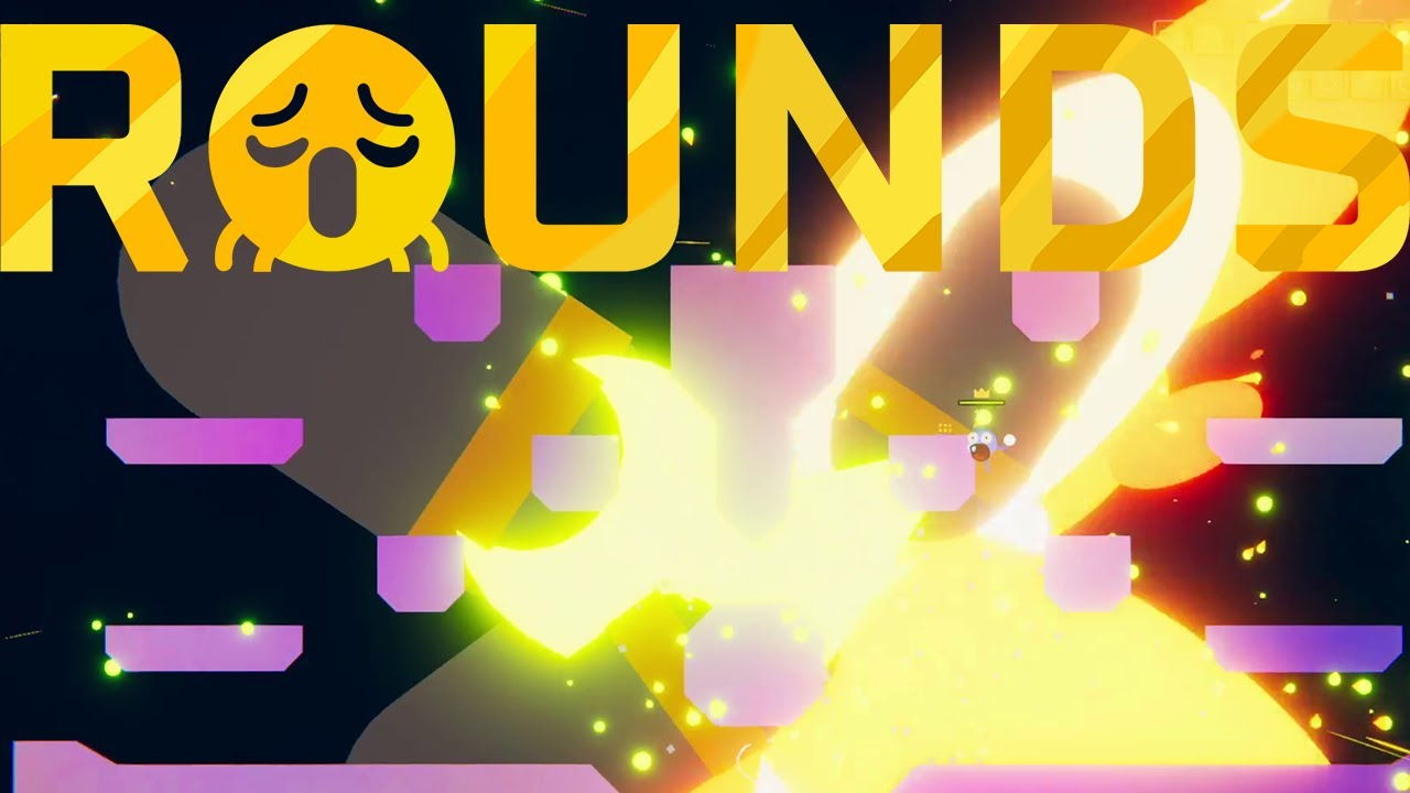 Download Rounds - LARGEST BULLETS EVER!! (4-Player Gameplay)