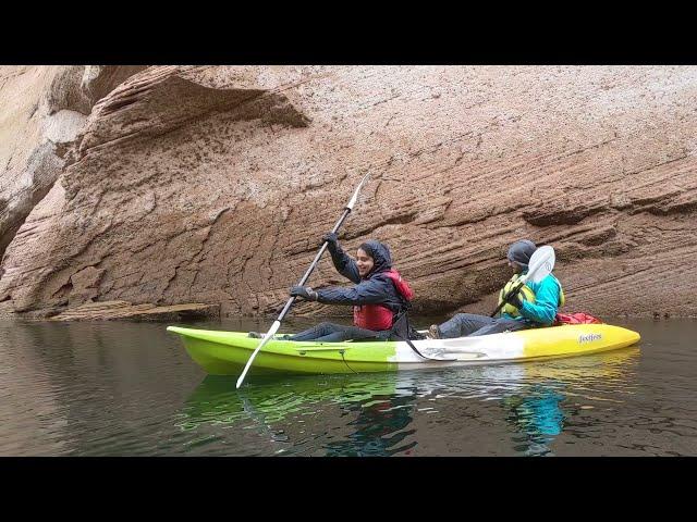 03-23 1000 Antelope Kayak
