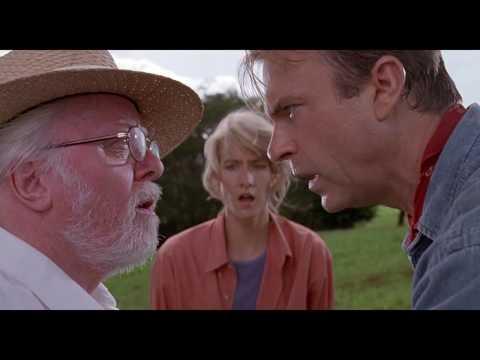 Jurassic Park - We Have A T Rex