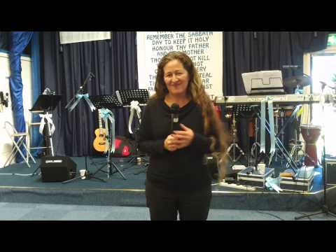 Naomi Hirsfield - testimony living with rocket attacks